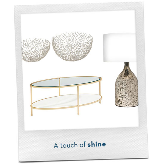 shabby chic metals