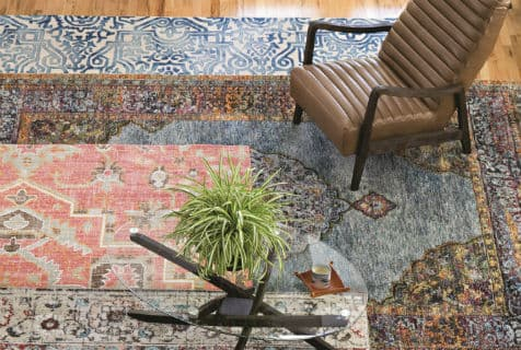 tough and durable area rugs