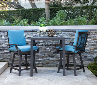 outdoor waqua counter stools
