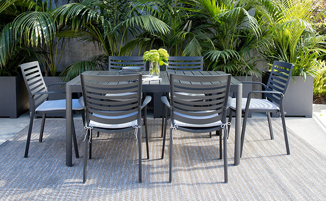 Andaz 7 piece dining set