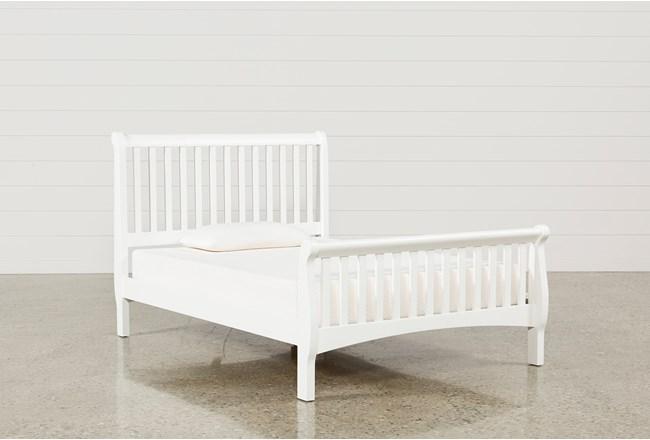 Bayfront Full Sleigh Bed - 360