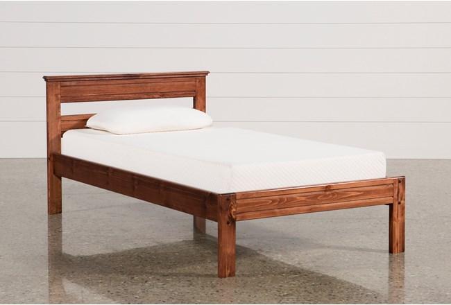 Sedona Twin Platform Bed - 360
