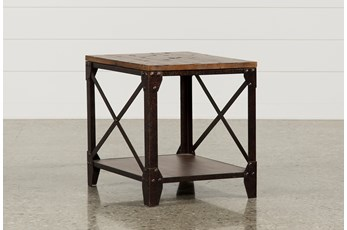 Mountainier End Table