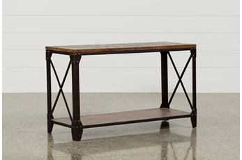 "Mountainier 50"" Sofa Table"