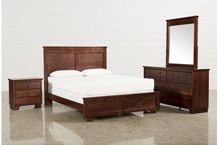 Marco Queen 4 Piece Bedroom Set
