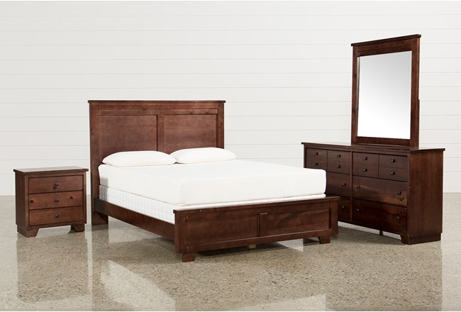 Marco Queen 4 Piece Bedroom Set - 360