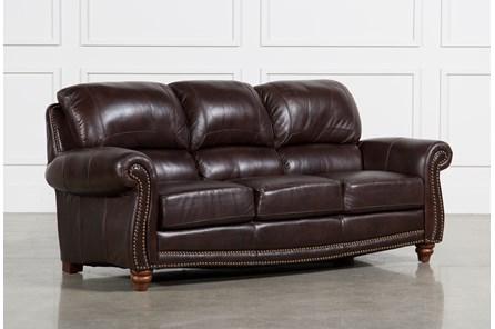 Beckett Leather Sofa