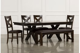 Pelennor 6 Piece Extension Dining Set