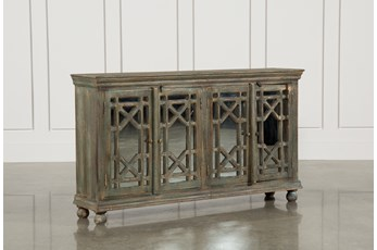 Jali 4-Door Sideboard