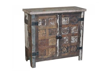 Guru 2-Door Print Sideboard