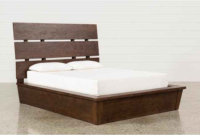 Livingston California King Panel Bed - 360