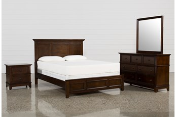Dalton California King 4 Piece Bedroom Set