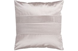 Accent Pillow-Silver 18X18