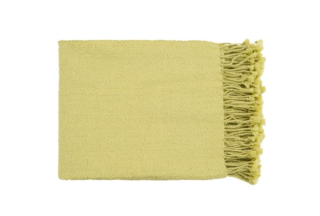 Accent Throw-Lenora Lime - 360