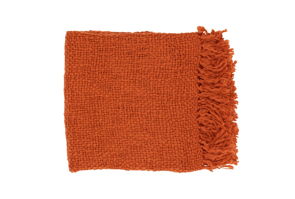 Accent Throw-Jace Rust