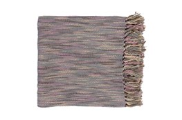 Accent Throw-Maryse Mauve
