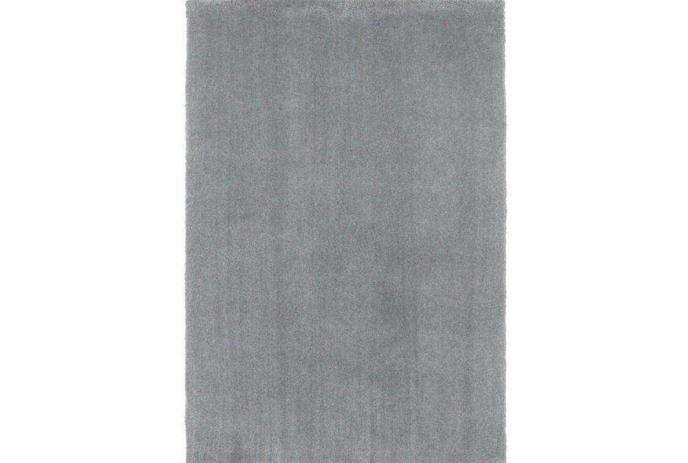60X84 Rug-Elation Shag Grey