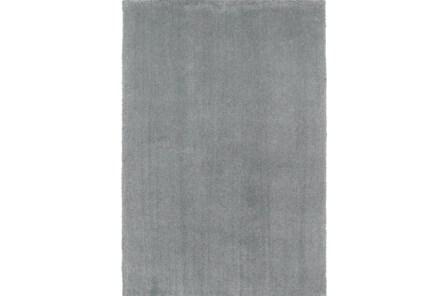 90X114 Rug-Elation Shag Grey