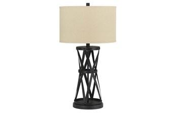 Table Lamp-Passo Iron