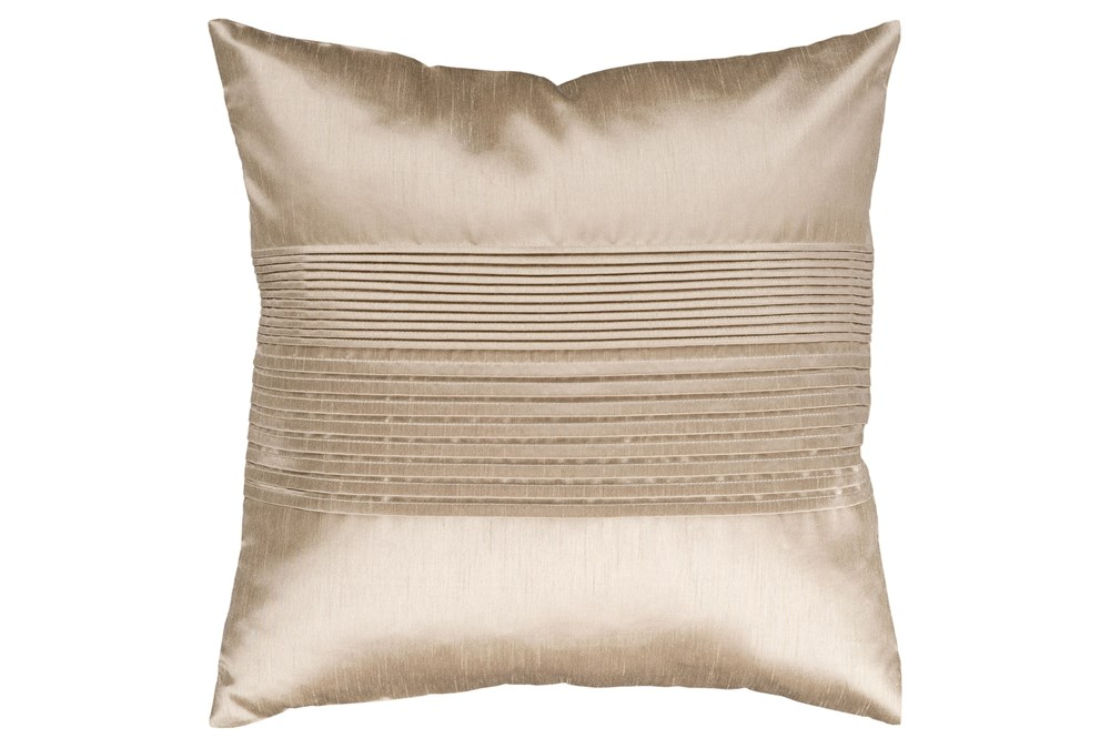 Accent Pillow-Champagne 18X18