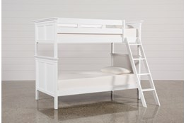 Albany Twin Over Twin Bunk Bed