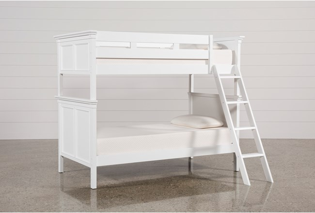 Albany Twin Over Twin Bunk Bed - 360