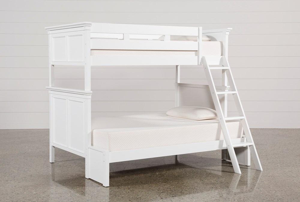 Albany Twin Over Full Bunk Bed