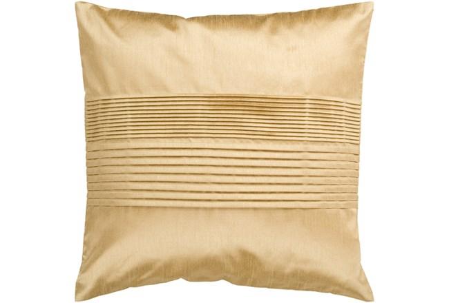 Accent Pillow-Coralline Gold 18X18 - 360