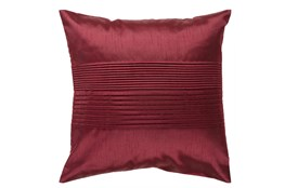 Accent Pillow-Coralline Burgundy 18X18