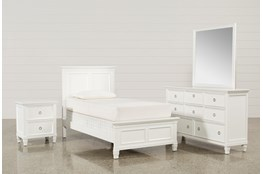Albany Twin 4 Piece Bedroom Set