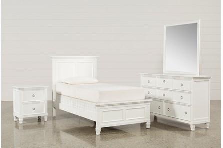 Albany Twin 4 Piece Bedroom Set