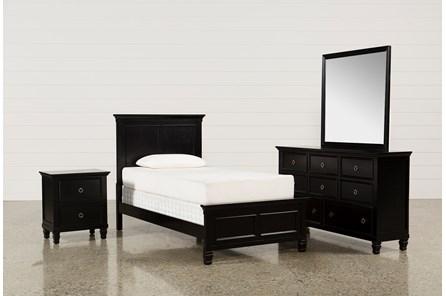 Savannah Twin 4 Piece Bedroom Set