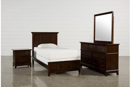 Dalton Twin 4 Piece Bedroom Set