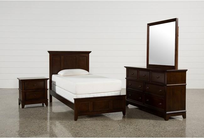 Dalton Twin 4 Piece Bedroom Set - 360