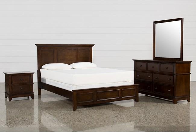 Dalton Full 4 Piece Bedroom Set - 360