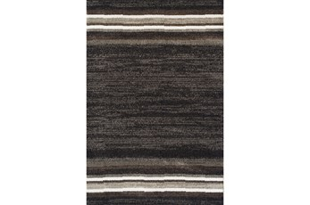 63X91 Rug-Fennel Midnight Stripe
