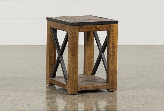 Tillman Chairside Table - 360