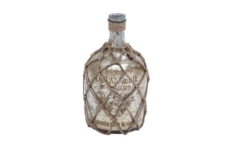 Glass Jute Bottle