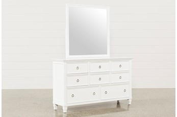 Albany Dresser/Mirror