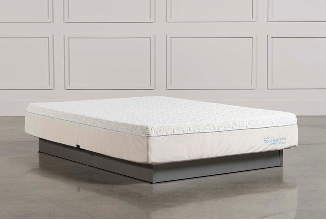 Tempur-Pedic Cloud Supreme Queen Mattress - 360