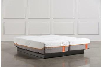 Tempur-Pedic Contour Rhapsody Luxe Cal King Split Mattress Set