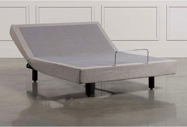 Tempur-Pedic Ergo Premier Grey Queen Adjustable Foundation - 360