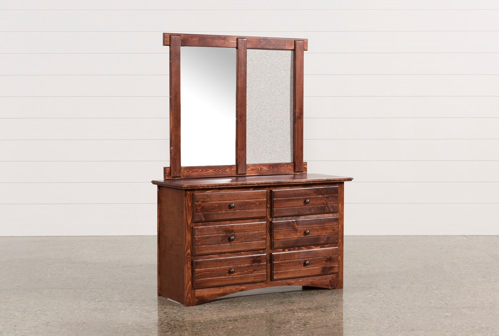 Sedona Dresser/Mirror