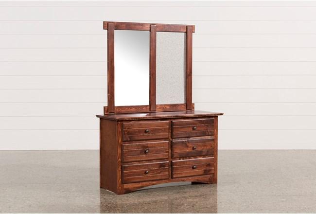 Sedona Dresser/Mirror - 360