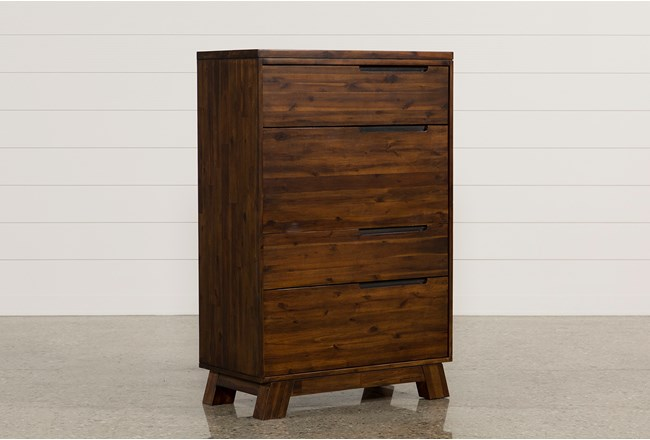 Blake II Desk Chest - 360