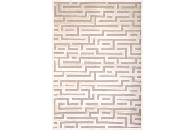 63X90 Rug-Maze Ivory - 360