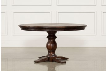 Jefferson Extension Round Dining Table