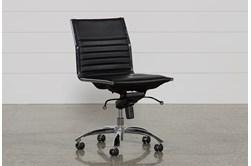 Fraser Black Office Chair