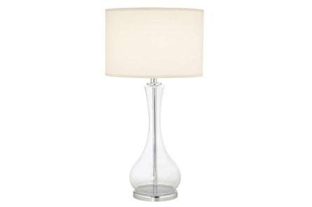 Table Lamp-Crystal Clear