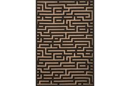 63X90 Rug-Maze Grey